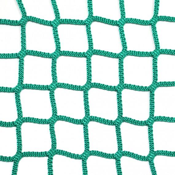 Filet d'habitation mailles tressées 50 mm vert