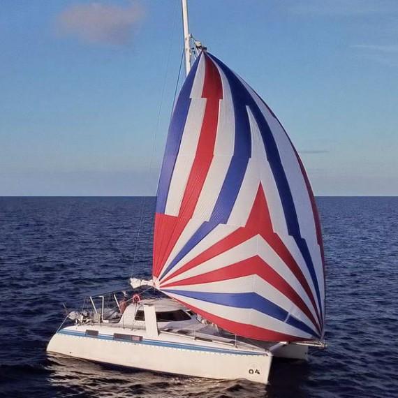 Trampoline pour catamaran CATANA 39
