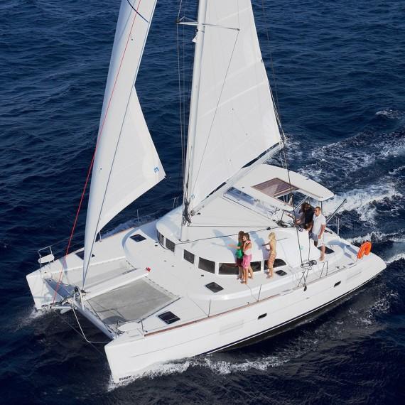 Trampoline for Lagoon 380 / 380 s2 catamaran