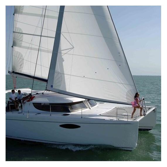 Trampoline for Orana 44 catamaran