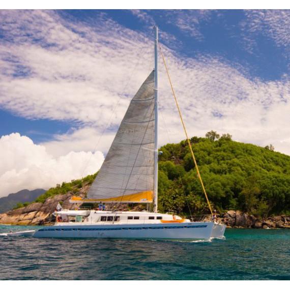 Trampoline for Mojito 78 catamaran