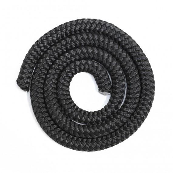 Spannseil 10 mm schwarz