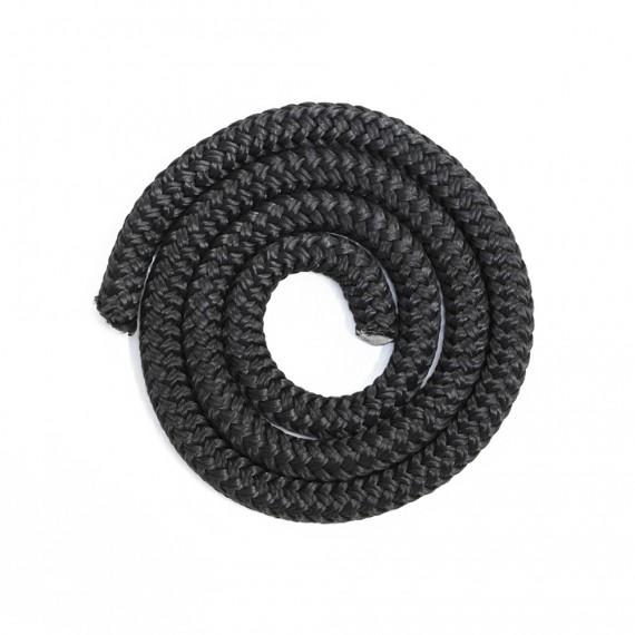 8-mm black tensioning rope