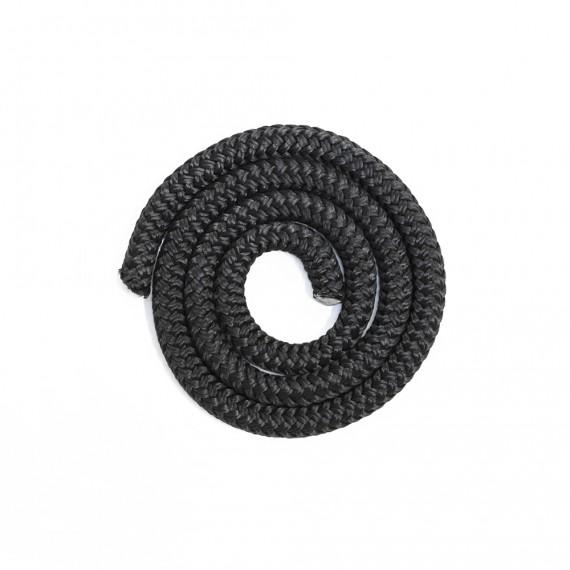 Spannseil 6 mm schwarz