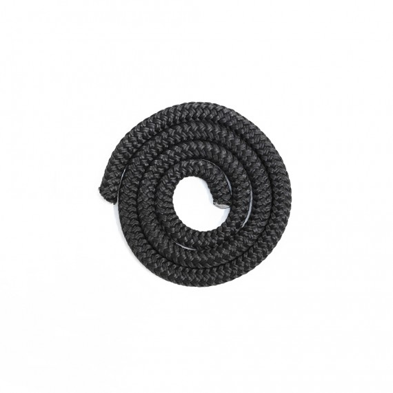 4-mm black tensioning rope