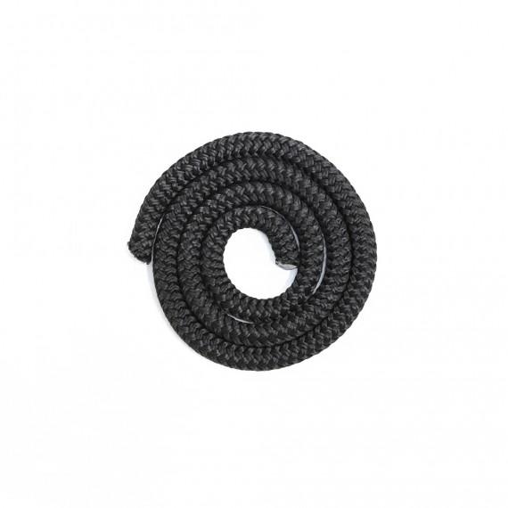 Spannseil 4 mm schwarz