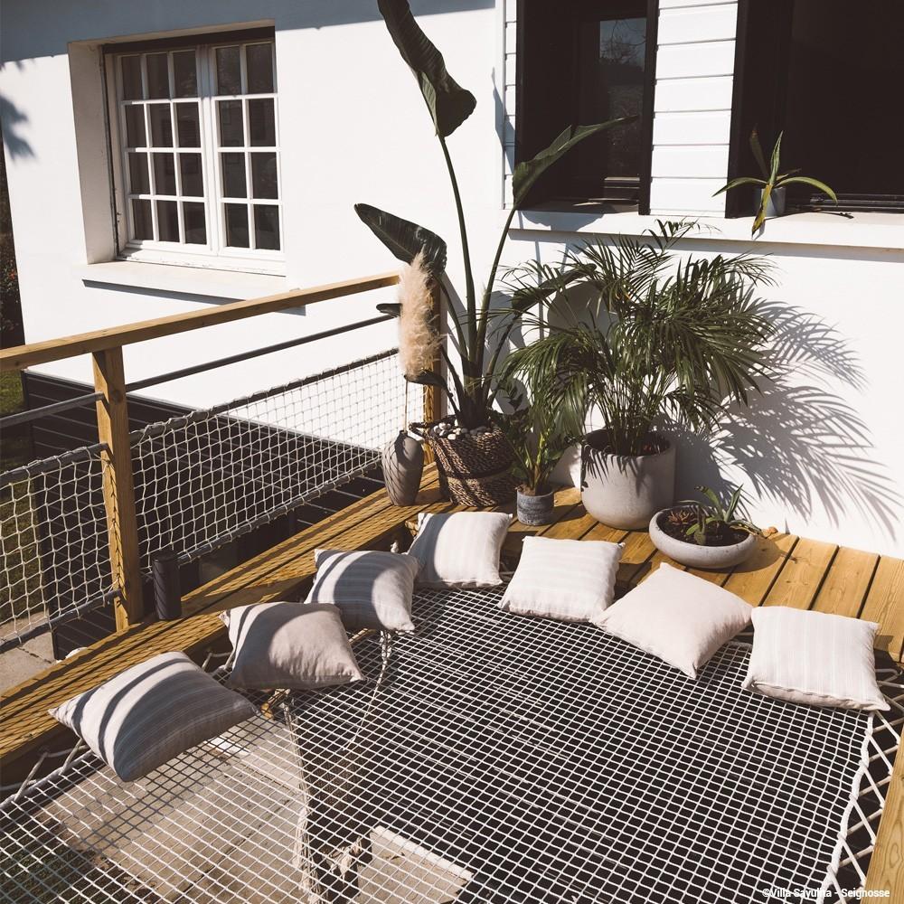 Brüstung für Terrasse und Balkon