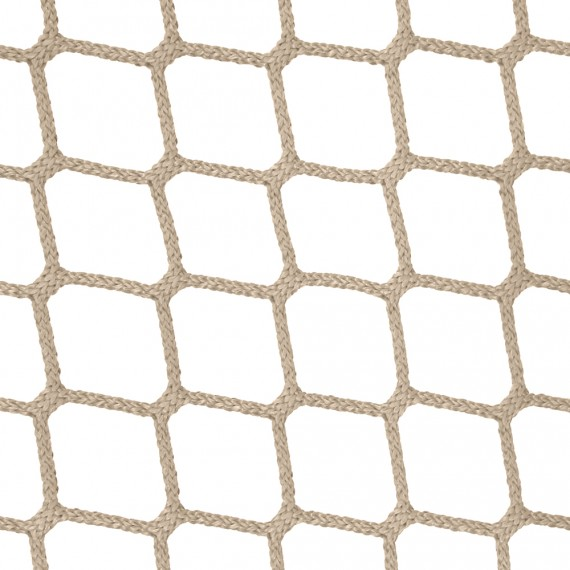 45-mm (1 3/4'') beige knotless netting