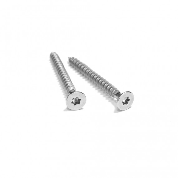A4 stainless steel Torx screws