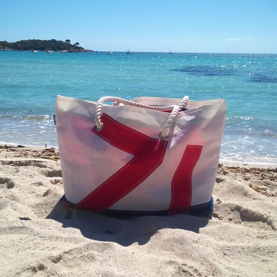 Sail 71 Beach Bag