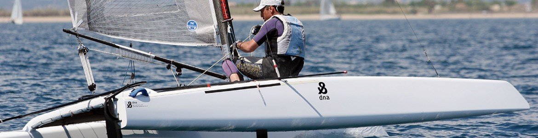 Sports catamarans