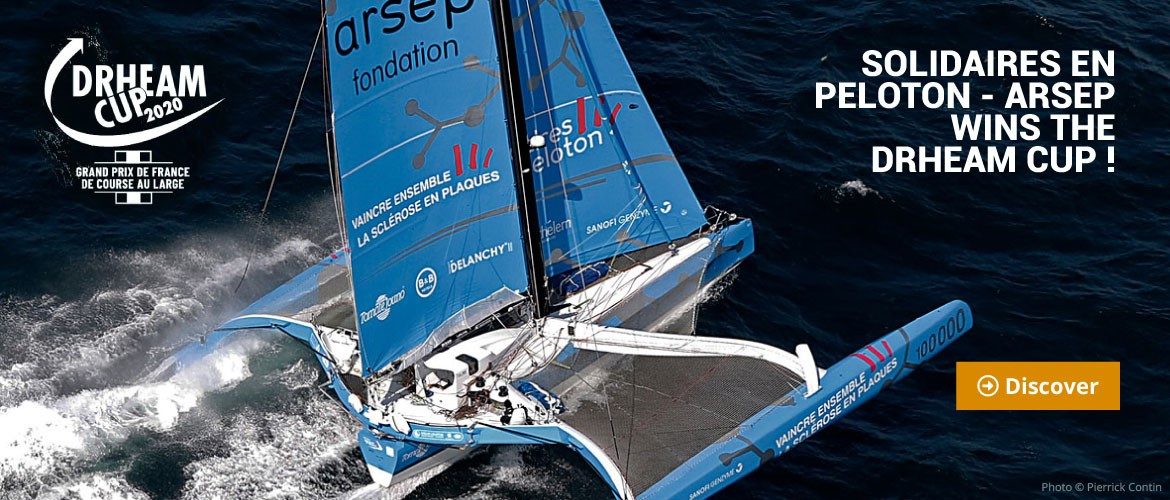 Solidaires En Peloton - ARSEP wins the DRHeam Cup