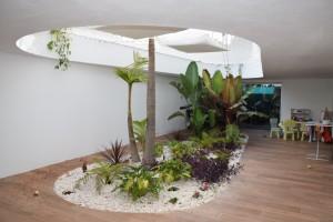 Réalisez un puits de lumière grâce au filet d'habitation