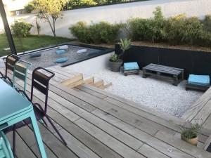 Aménagez plusieurs espaces sur votre terrasse