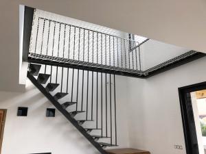 Maßgefertigte Stahlkonstruktion