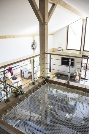 Creating extra space in a loft