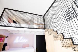 Filet mezzanine sur-mesure pour vos chambres