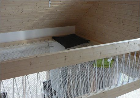 Installation guide for interior nets