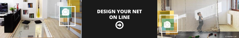 Design your net online