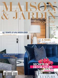 Maison et Jardin Magazine - décembre 2020