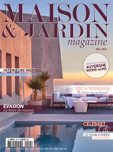 Maison & jardin magazine - mai 2021