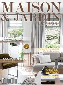 Maison & Jardin Magazine - août 2021