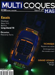 Multicoques magazine - janvier 2021
