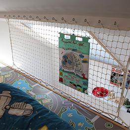 Garde-corps pour lit en mezzanine