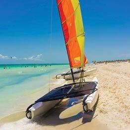Trampoline fopr Hobie Cat sport catamaran
