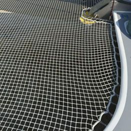 Net for D. Gabart's multihull