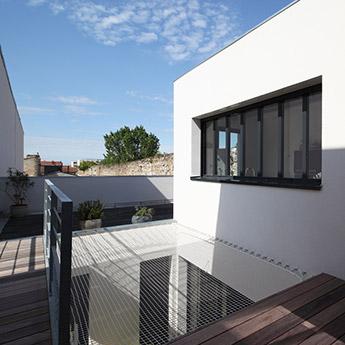 Et Filets Projets Sur Mesure L'extérieur D'habitationPour qMVSpzU